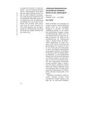 Nationale Medienkulturen und politische Kommunikation im 20 ...