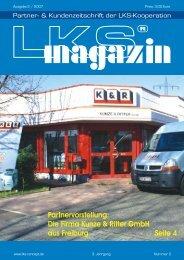 LKS-Mag-2-07 - Service-Einfach :: CONCEPT GmbH