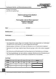 IRW SS05 Wiederholungsklausur