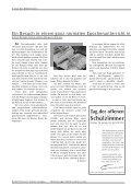 Mitteilungen Weihnachten 2003 - Rudolf Steiner Schule Aargau - Page 6