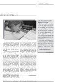 Mitteilungen Weihnachten 2003 - Rudolf Steiner Schule Aargau - Page 7