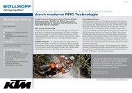 und Beschaffungsprozesses durch moderne RFID Technologie bei ...
