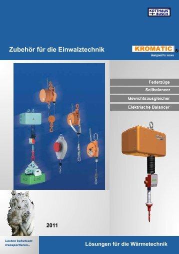 Katalog - Kotthaus & Busch