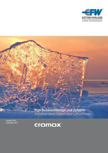 Katalog DOWNLOAD - Cromox
