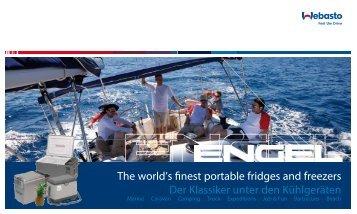 ENGEL Produktkatalog 2013 - Webasto Kühlgeräte