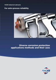 Diverse corrosion protection applications methods and their uses