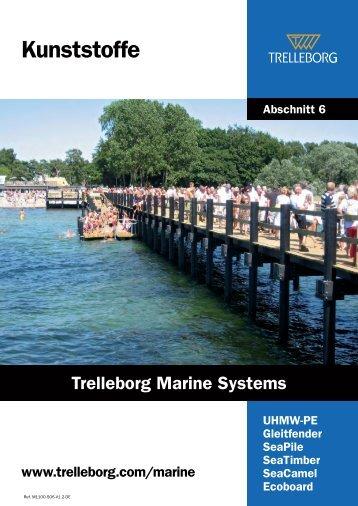 seapile® & seatimber - Trelleborg