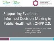 OHPP 2.0