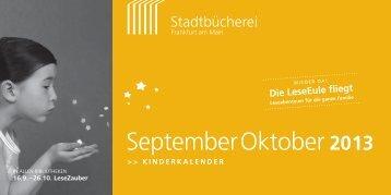 September & Oktober 2013 - Kinder (pdf, 2.0 MB)