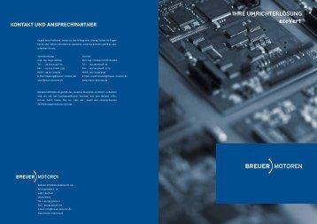 Herunterladen (Deutsch, 1,3 MB) - Breuer-Motoren GmbH & Co. KG