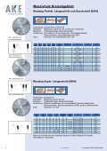 Sägeblätter Kreissägen Hartmetallbestückt - Seite 6