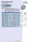 Sägeblätter Kreissägen Hartmetallbestückt - Page 7
