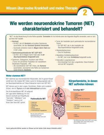 Wie werden neuroendokrine Tumoren (NET) charakterisiert und ...