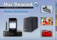 Mac Rewind - Issue 47/2009 (198) - MacTechNews.de - Mac Rewind