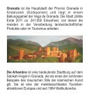Speisekarte Tapasbar Granada - Page 2
