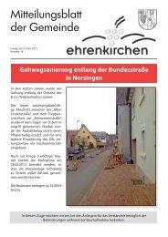 KW 14 ehrenkirchen 2013.pdf - Gemeinde Ehrenkirchen
