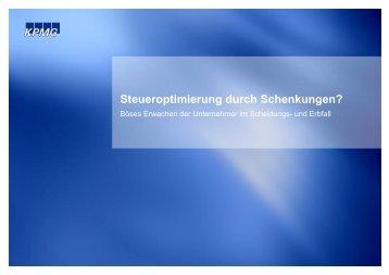 PDF-Download - huber ebmer partner Rechtsanwälte GmbH