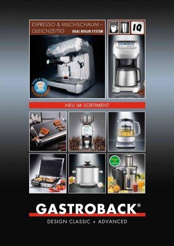 GASTROBACK® - Fun Nordic