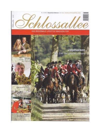 Bericht Schlossallee