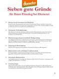 Erstinformation: Fleisch und Wurstwaren - Demeter - Seite 6