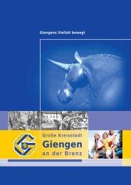 Große Kreisstadt Giengen