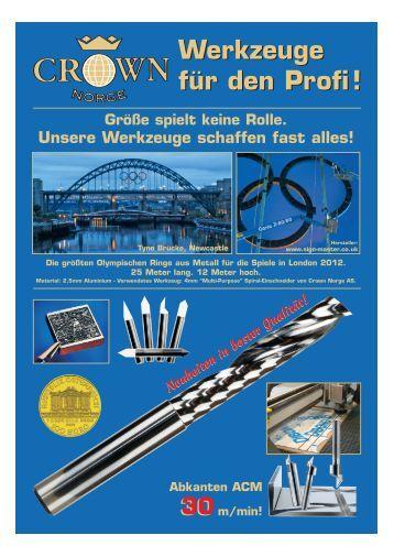 Werkzeuge für den Profi! Werkzeuge für den Profi! - Crown Norge