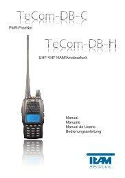 TeCom-DB-c-h_manual5_Layout 1 - Diesnerfunk
