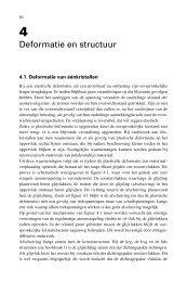 Deformatie en structuur - Vssd