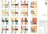 Lernwelten A1-Faltblatt Gesamtdarstellung - Caparol