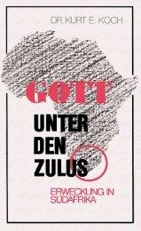 Untitled - und Schriftenmission Dr. Kurt E. Koch eV