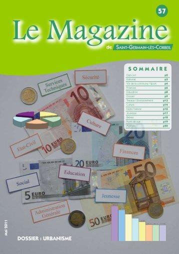 Télécharger le magazine - Saint-Germain-lès-Corbeil