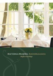 Menüvorschläge Download ( 640.72 KB ) - Hotel Schützen ...