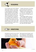 SÅDAN PASSER DU DIN KANARIEFUGL - Dyrenes Beskyttelse - Page 6