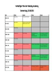 Vorläufiger Schedule_Do.pdf - Amiando