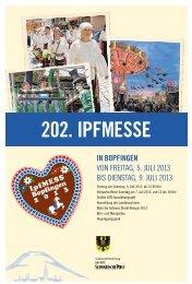 202. Ipfmesse 2013 (13,59 MB) - Schwäbische Post