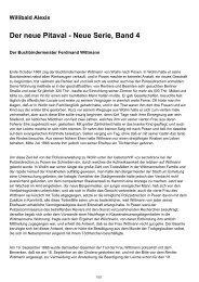 Der neue Pitaval - Neue Serie, Band 4 - Kostenlose Bücher und ...