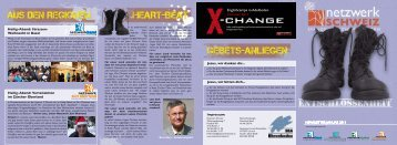 1101 Newsletter Januar 2011.pdf - Netzwerk Schweiz