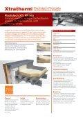 Flachdach Produkte - Xtratherm - Seite 2