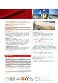 Flachdach Produkte - Xtratherm - Seite 3