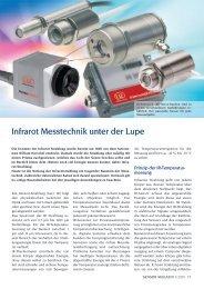 Infrarot Messtechnik unter der Lupe (PDF, 1.28 MB) - Micro-Epsilon ...