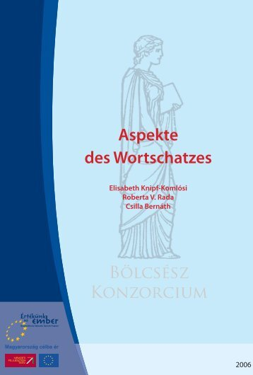 ASPEKTE DES DEUTSCHEN WORTSCHATZES - MEK