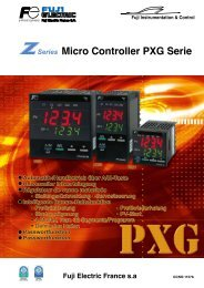 Micro Controller PXG Serie - cdaut-kunst.at