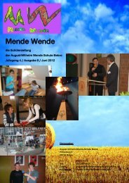 Ausgabe 9 - sa.sch design