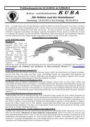 Kuba - Naturfreunde Reisen