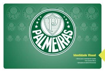 Palmeiras manual-Identidade-Visual