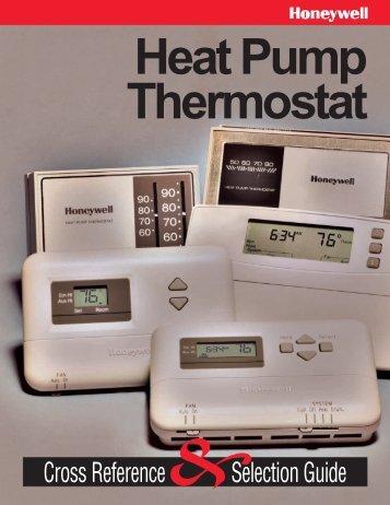 Heat Pump Thermostat - Controls Central