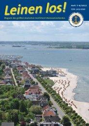 Auszug der Ausgabe Juli / August 2012 - Deutscher Marinebund