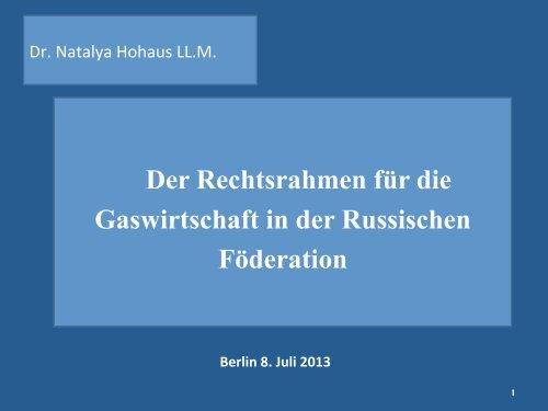 Deutsche Fassung