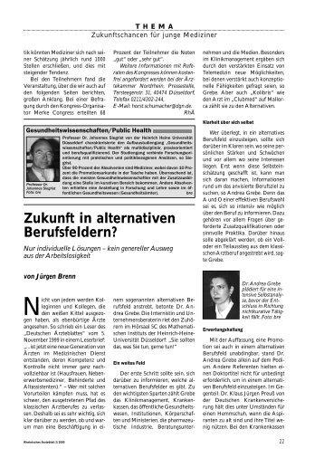 Gesundheitswissenschaften/Public Health - Ärztekammer Nordrhein