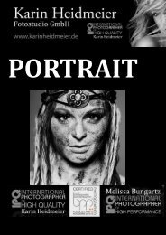 Portrait & Akt - Karin Heidmeier Fotostudio GmbH